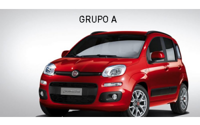 Nuracar - Fiat Panda or similar