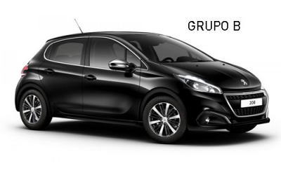 Nuracar - Category B (Peugeot 208 or similar)