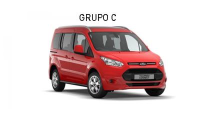 Nuracar - Grupo C( Ford Tourneo o similar)